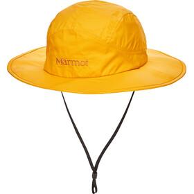 Marmot PreCip Eco Safarihoed, solar/aztec gold